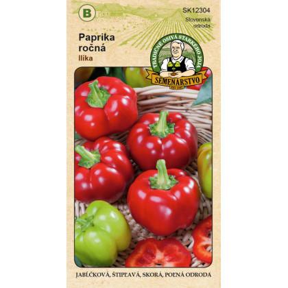Ilika paprika skorá jabĺčková štipľavá 0,7g