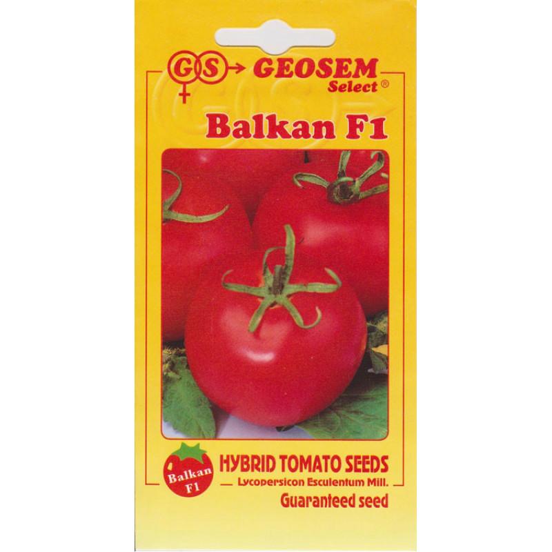 Balkan F1 rajčiak kolíkový klasický 0,2g