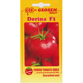 Dorina F1 rajčiak kolíkový tradičný sladký 0,2g..