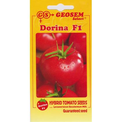 Dorina F1 rajčiak kolíkový tradičný sladký 0,2g