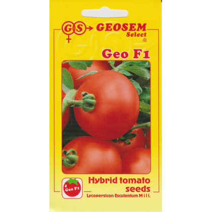 Geo F1 rajčiak kolíkový tradičný klasický 0,2g