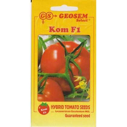 Kom F1 rajčiak kolíkový odolný chutný 0,2g