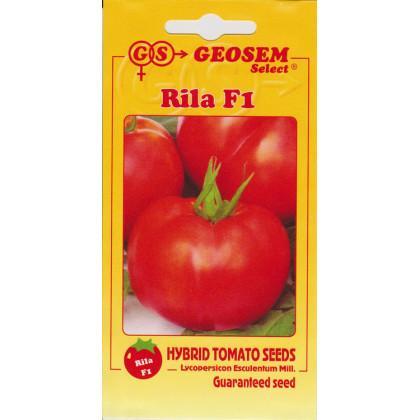 Rila F1 rajčiak kolíkový tradičný excelentný 0,2g