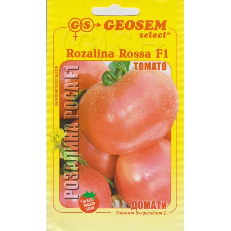 Rozalina Rossa F1 rajčiak kolíkový nepraskajúci 0,1g