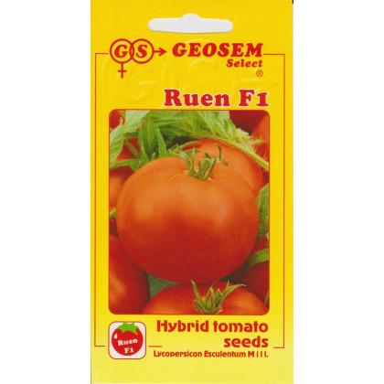 Ruen F1 rajčiak kolíkový vynikajúci chutný 0,2g