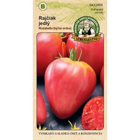 Rozabella rajčiak kolíkový býčie srdce 0.3g