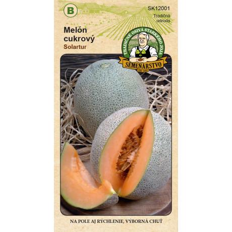 Solartur melón cukrový stredne skorý 0,8g
