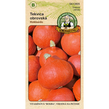 Hokkaido tekvica oranžová starkého Joja 2,5g