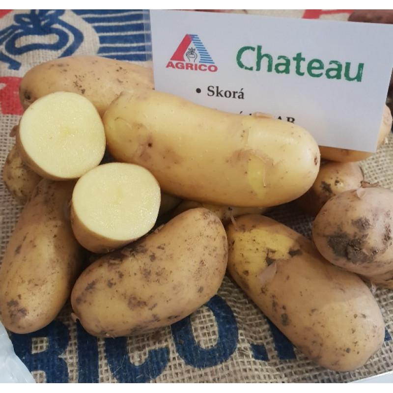 Chateau zemiaky sadbové skoré žlté 5kg