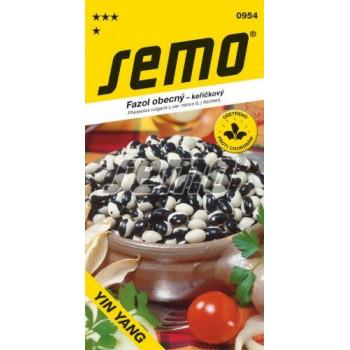 Yin yang fazuľa kríčková suché semená