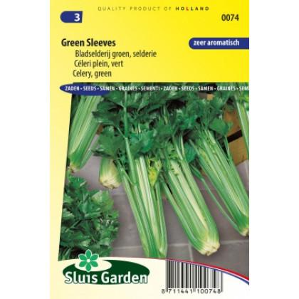 Green Sleeves zeler stopkový cca 300 semien