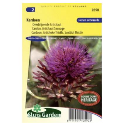 Thistle artičoka 30 semien