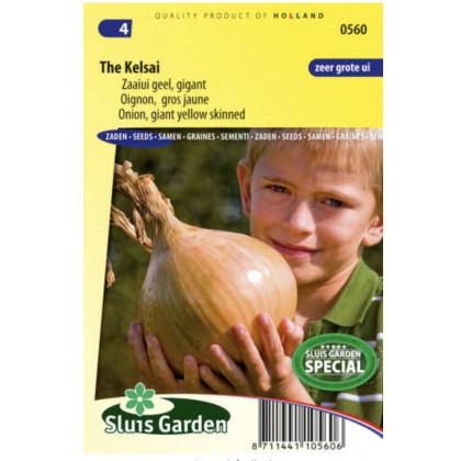 The Kelsai cibula žltá obria 175 semien