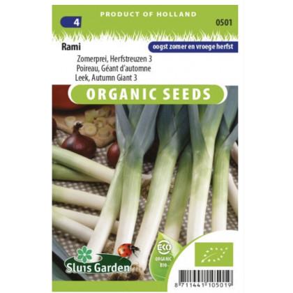 Rami pór rychlo rastúci Bio 200 semien