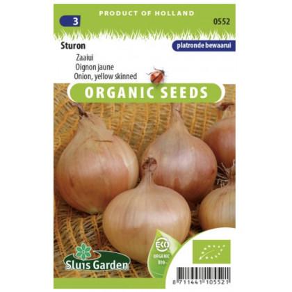 Sturon cibula žltá Bio 215 semien