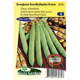 Brown Dutch fazuľa kríčková na sušenie 100 g