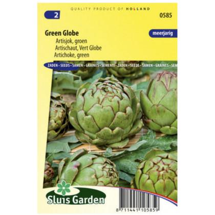 Green Globe artičoka 23 semien