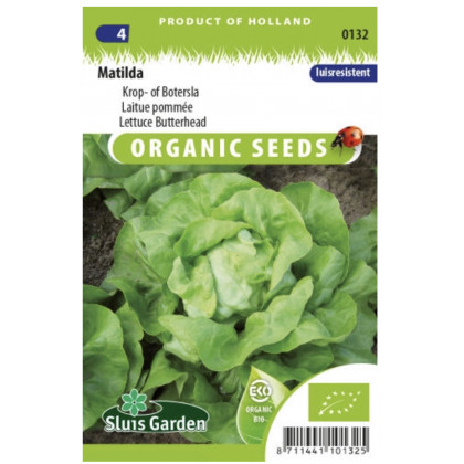 Matilda šalát Bio hlávkovy odolny 115 semien