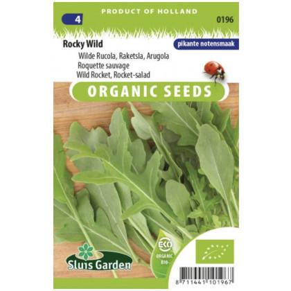 Rocky Wild rukola Bio divoká 10000 semien