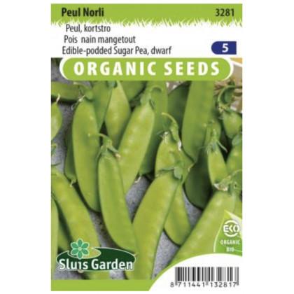Norli hrach Bio skory cukrovy 325 semien