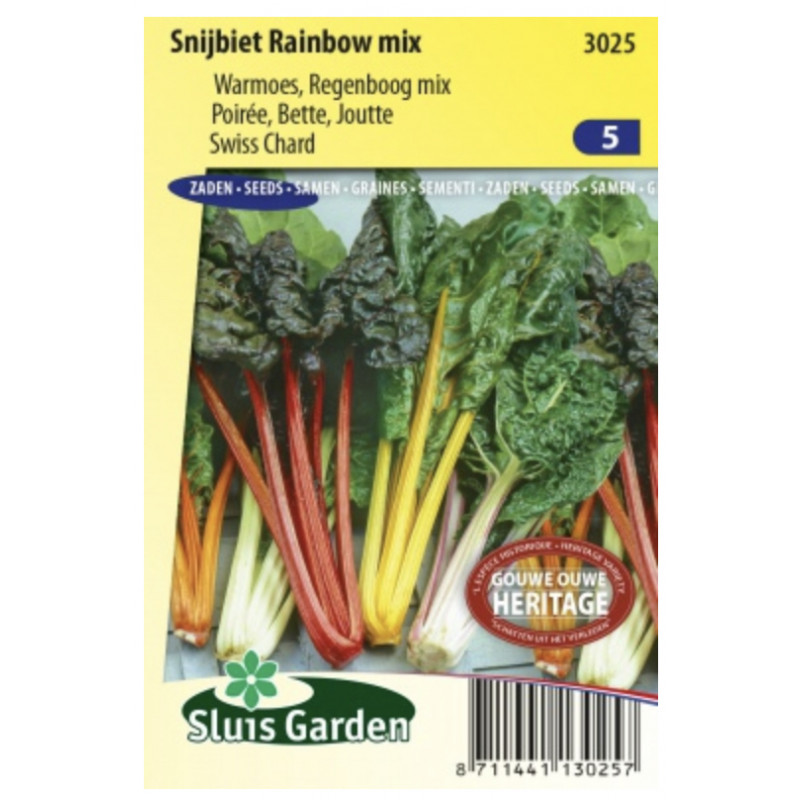 Rainbow mix mangold farebná zmes 15 g