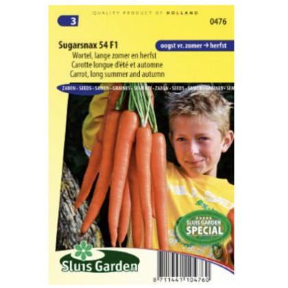 Sugarsnax 54 F1 mrkva extra sladká 300 semien