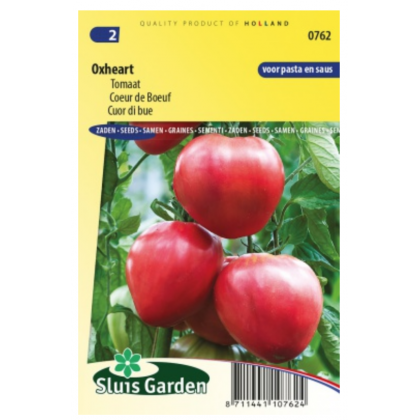 Býčie srdce Oxheart rajčina mäsitá 50 semien