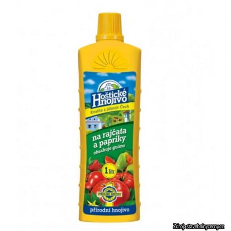 Hoštické tekuté hnojivo BIO na paradajky a papriky 500 ml
