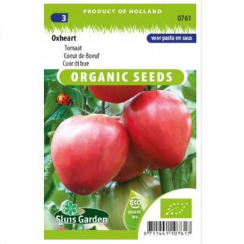 Oxheart rajčina BIO mäsitá 40 semien