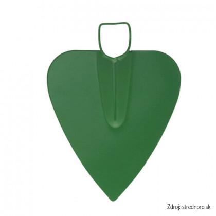 Motyka G284D srdcová s násadou
