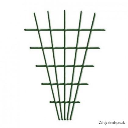 Mriežka Garden MEV5 145x5x75 cm zelená