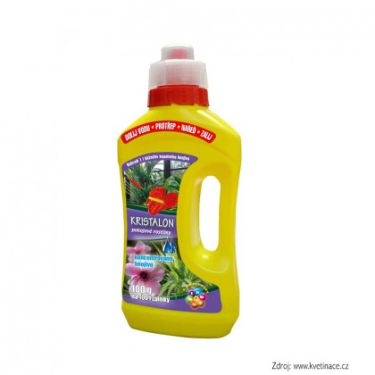 Kristalon pre izbové kvety koncentrát vo flaši 100 g