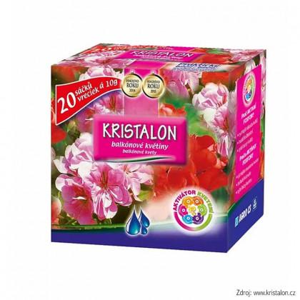 Kristalon Balkonové kvety 20x10g