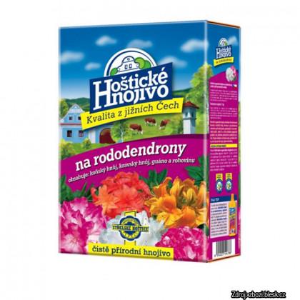Hoštické hnojivo BIO na rododendróny a azalky 1 kg