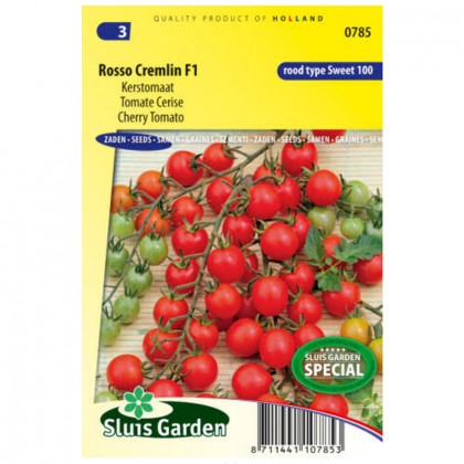 Cherry Roma rajčina kolíková korenistá 60 semien