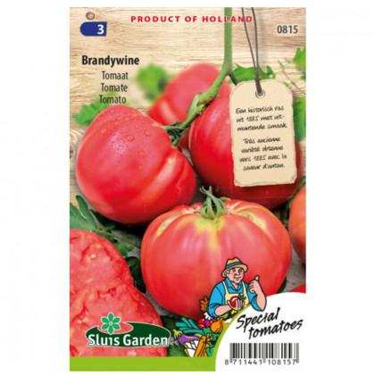 Brandywine paradajka steaková kolíková 45 semien