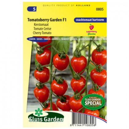 Gardenberry F1 paradajka cherry dužinatá kolíková 8 semien