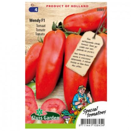 Wendy F1 rajčina kolíková vysoko odolná 35 semien