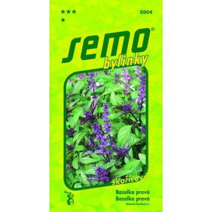 Bazalka Cinamonette škoricová Ocimum 0,70g