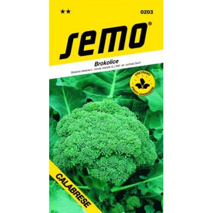 Calabrese Brokolica semená