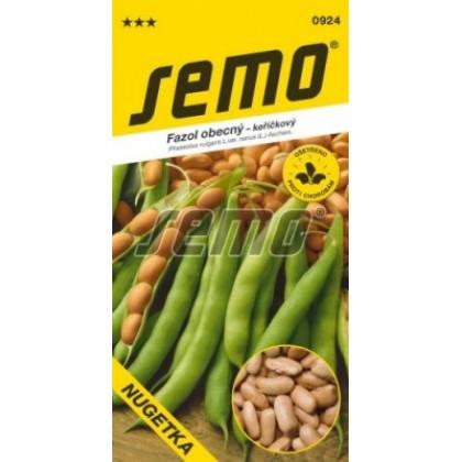 Nugetka fazuľa skorá kríčková osivá Semo