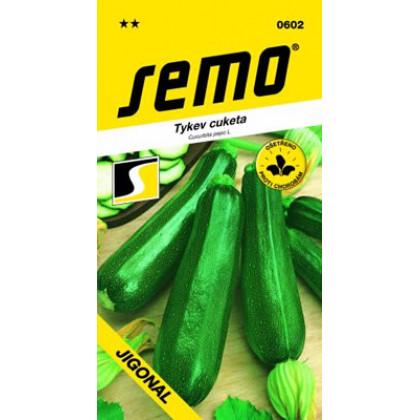 Jigonal bio semená cuketa zelená 200g