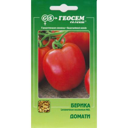 Berika rajčiak kríkový rezistentný výnosný 0,2g