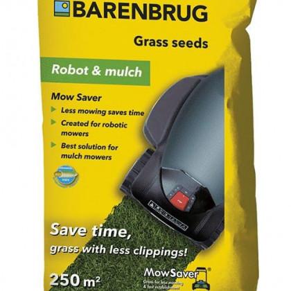 Mow Saver Barenbrug menej kosenia nízky rast