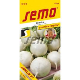 Amelie F1 vodnica biela nedrevnatie 50 semien